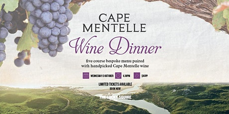 The Lucky Squire Presents Cape Mentelle Wine Dinner tickets