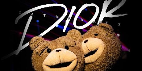 Dior Saturdays | Virgo Szn + FREE ENTRY w/ Rsvp tickets
