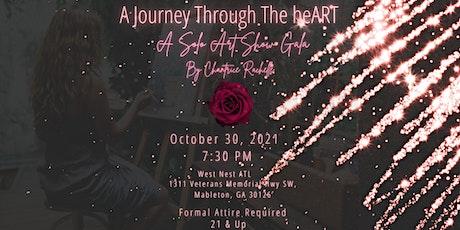A Journey Through The heART:  A Solo Art Show Gala tickets