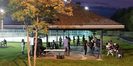 Soirée de danses latines au Parc Mi-Vallon billets