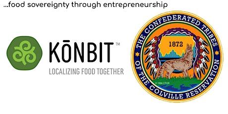 NTFSC Community Spotlight Webinar: Colville Food Sovereignty Project tickets
