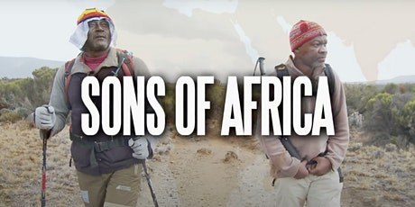 """""""Sons of Africa"""" Film Screening tickets"""