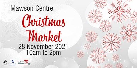 Mawson Centre Christmas Market tickets