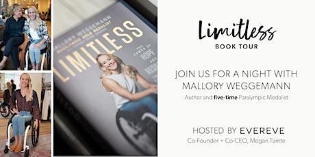 Limitless Book Tour with Mallory Weggemann - Naperville, IL tickets