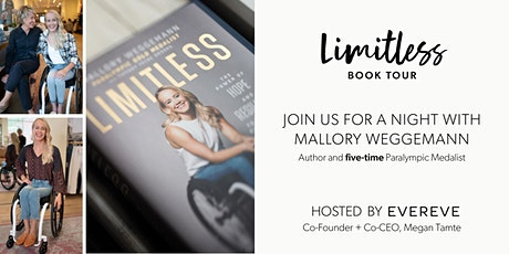 Limitless Book Tour with Mallory Weggemann - South Barrington, IL tickets