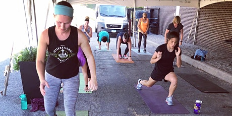 Burpees & Beer @ Falling Knife Brewing tickets
