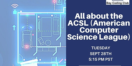 Free One-Hour Webinar: All about the ACSL(American Computer Science League) tickets
