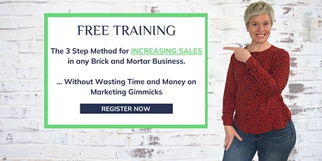 3 Steps to Marketing Success for Brick and Mortar Businesses tickets