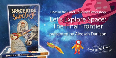 Let's Explore Space: The Final Frontier  - Maryborough Library tickets