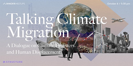 Talking Climate Migration tickets
