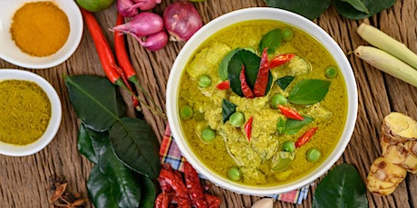 Inspired Thai Cuisine - Cooking Class tickets