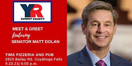Meet & Greet with Senator Matt Dolan tickets