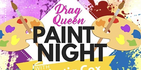 Drag Queen Paint Night at The Grey Goose - Hampton tickets