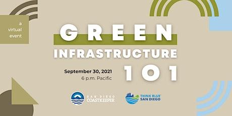 Green Infrastructure 101 tickets