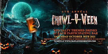 6th Annual Crawl-O-Ween Bar Crawl tickets