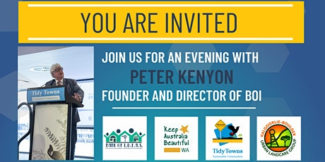 An evening with Peter Kenyon - Bank of Ideas Founder tickets