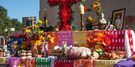 The Anatomy of an Ofrenda tickets