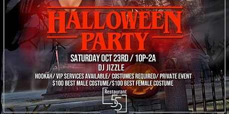 PRE-HALLOWEEN COSTUME PARTY tickets