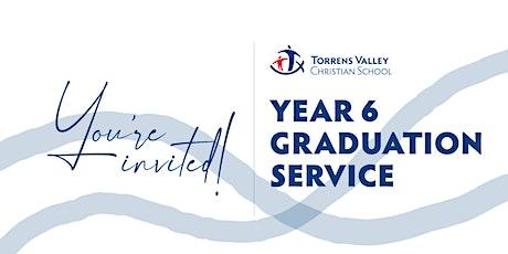 TVCS Year 6 Graduation tickets