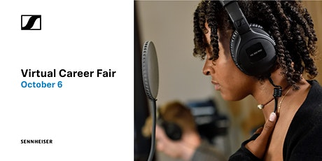 Sennheiser Virtual Job Fair tickets