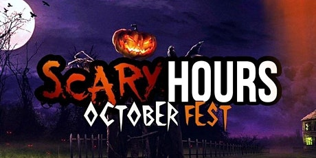 SCARY HOURS OCTOBER FEST 2021 - Detroit tickets