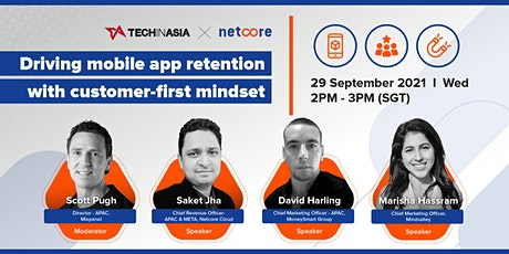 Driving mobile app retention with customer-first mindset tickets