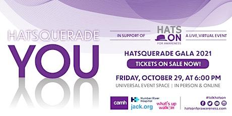 Hatsquerade YOU tickets