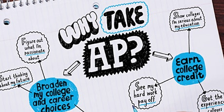 ONLINE Questions About AP and Honors Classes Answered tickets