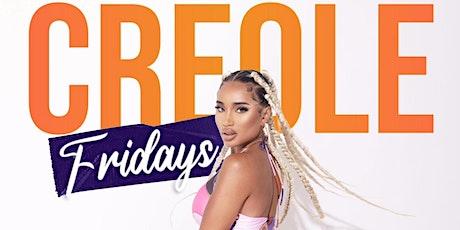 Creole Fridays tickets
