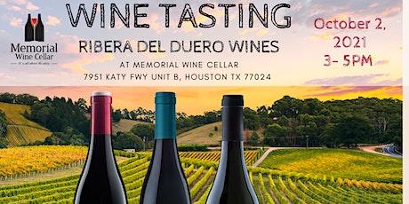 Wine Tasting Ribera del Duero tickets