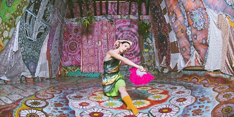 The Messenger- A Dance Performance Inside Colorful Installations tickets