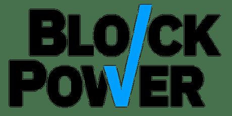 BlockPower update briefing tickets