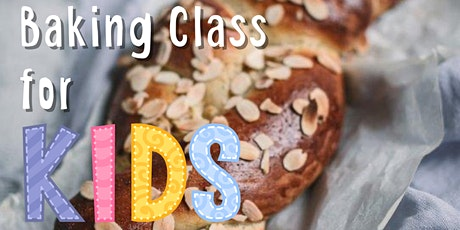 KIDS Tsoureki Baking Class  with Shima Shimizu  (with REAL Greek Recipe) tickets