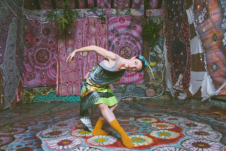 The Messenger- A Dance Performance Inside Colorful Installations image