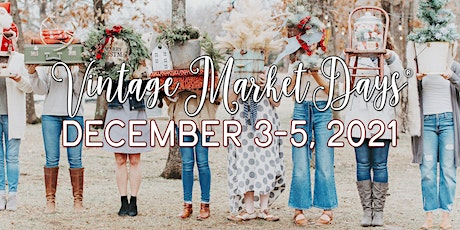 """Vintage Market Days® of South Idaho presents """"Spruced"""" tickets"""
