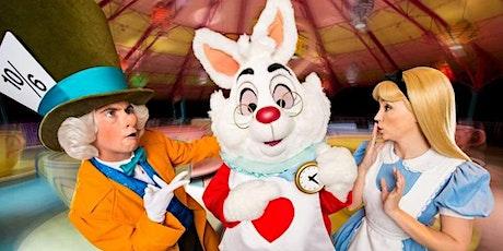 Alice In Wonderland Tea Party. tickets