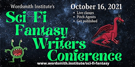 Wordsmith Institute 2nd Annual  Sci-Fi/Fantasy Writers Conference tickets