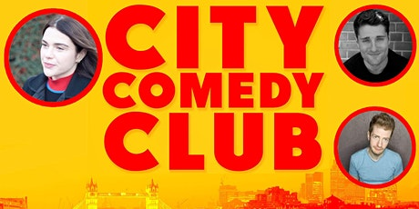 CITY COMEDY CLUB: 01 OCT tickets