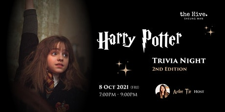 Harry Potter Trivia Night 2nd Edition tickets