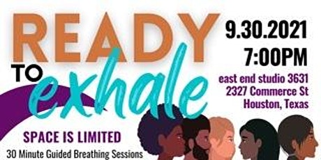 Ready To Exhale tickets