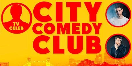 CITY COMEDY CLUB: 06 OCT tickets