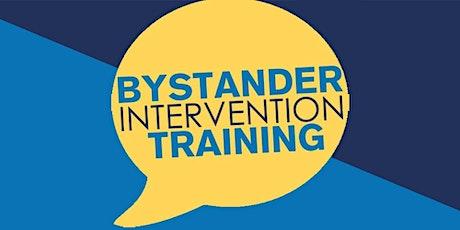 Bystander Intervention Training Workshop tickets