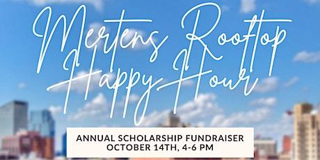 Mertens Rooftop Happy Hour tickets