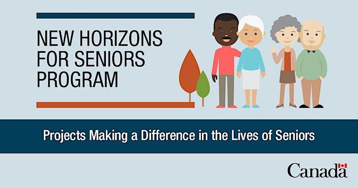 Vaccinations for Seniors:  Shingles, Pneumonia, Influenza, & COVID-19 image