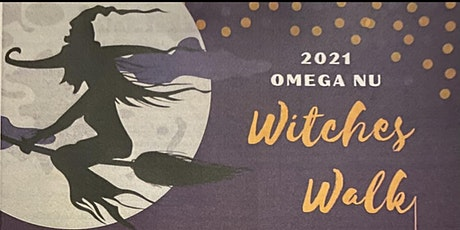2021 Omega Nu Witches Walk tickets