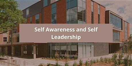 Self Awareness and Self Leadership tickets
