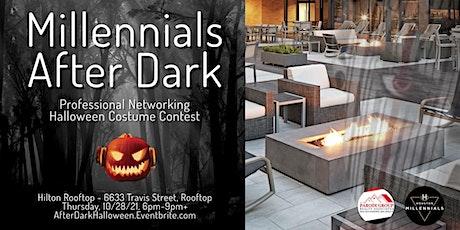 Millennials After Dark Professional Networking Halloween Costume Contest tickets