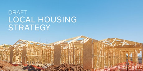 Draft Local Housing Strategy Virtual Workshop tickets