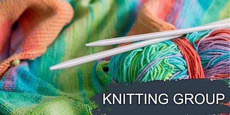 CCNB Belong Club Knitting Group tickets