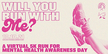 5km for MENTAL HEALTH tickets